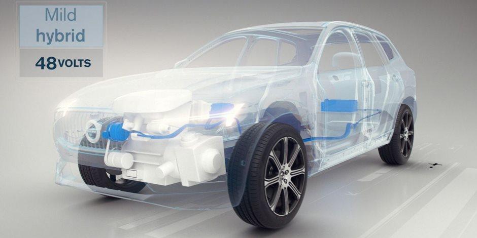 فولفو تخطط لتحويل موديلاتها إلى سيارات كهربية بدايةً من 2019