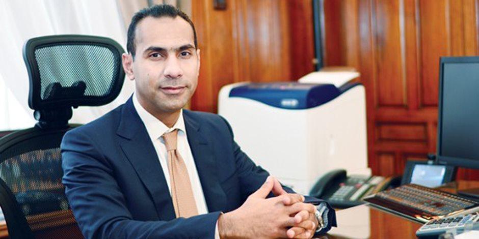 «المغربى»: بنك مصر منح قروضا بقيمة 180 مليار جنيه لتمويل مشروعات قومية ومتناهية الصغر