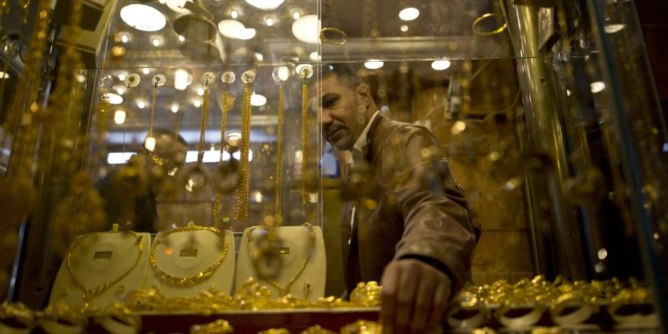 الذهب يسجل أعلى سعر منذ بداية 2019.. وعيار 21 بـ 646 جنيها للجرام