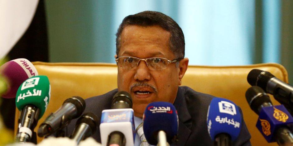رئيس الوزراء اليمني يشيد بتضحيات قوات التحالف العربى في عدن