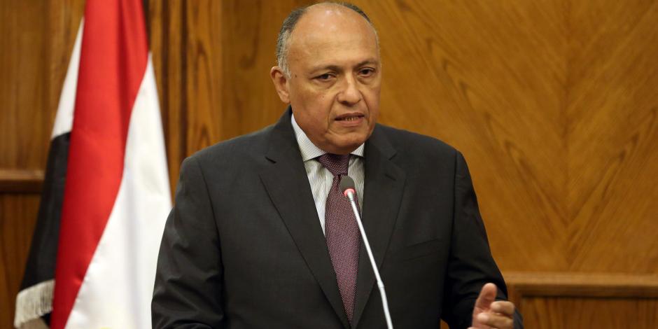 وزير الخارجية يتوجه إلى موريتانيا للمشاركة في الاجتماعات التمهيدية للقمة الأفريقية