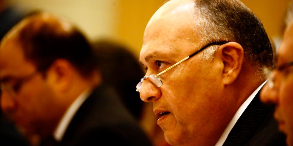وزير الخارجية يتوجه إلى أديس أبابا للمشاركة في اجتماعات إصلاح مفوضية الاتحاد الأفريقي