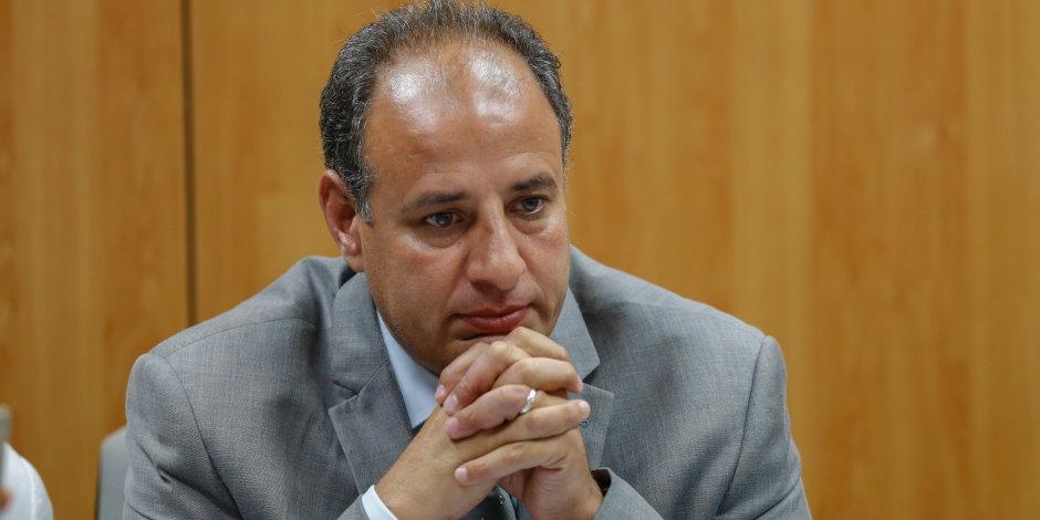 محافظ الإسكندرية يهنيء رئيس الجمهورية بحلول العام الهجري الجديد