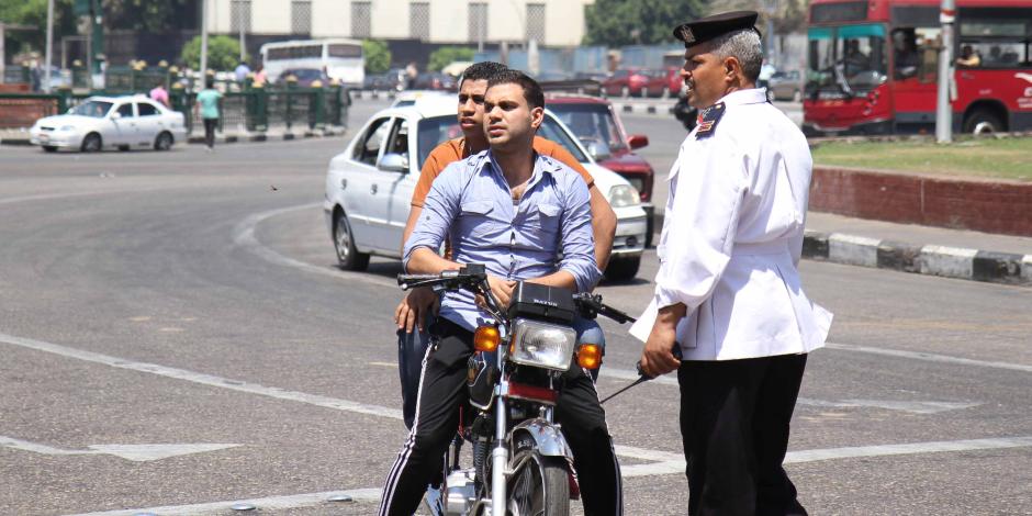 في قانون المرور الجديد.. «العجلة» و «الكارو» بدون ترخيص