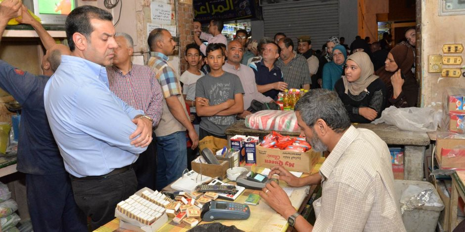 القبض على صاحب مجزر يبيع الدواجن الفاسدة بالطالبية