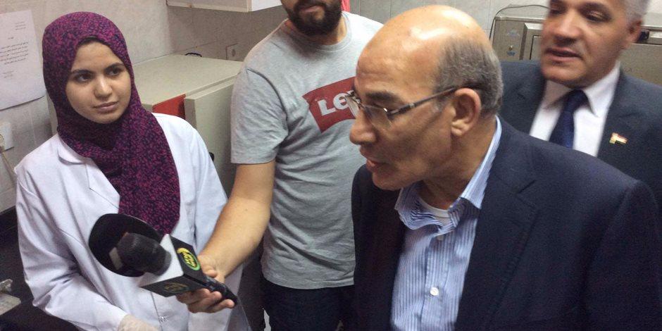وزير الزراعة يكلف مديريات الزراعة بحصر كامل لمصانع الأعلاف