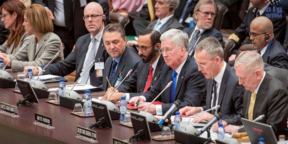 """التحالف الدولى: مغادرة قواتنا للعراق مرهون بالهزيمة الكاملة لـ""""داعش"""""""