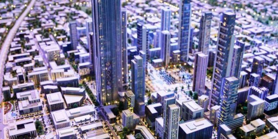 تفاصيل إنشاء أكبر محطة تبريد بالشرق الأوسط داخل العاصمة الإدارية الجديدة (صور)