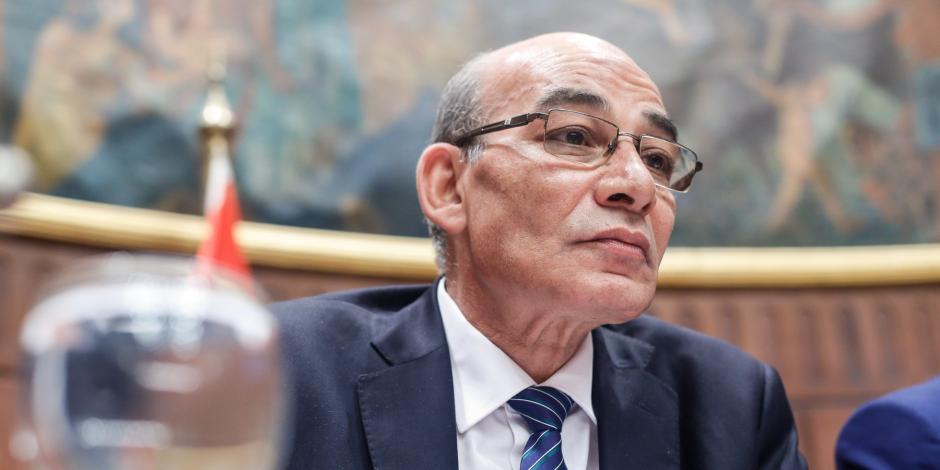 وزير الزراعة يترأس اجتماع مجلس إدارة الهيئة العامة للإصلاح الزراعي