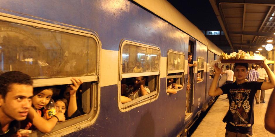 dcb639c2e ننشر مواعيد قطارات الدرجة المكيفة على خط «القاهرة - الإسكندرية ...