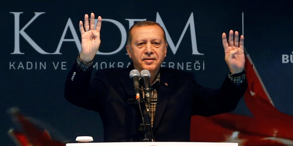 تاريخ أردوغان الأسود في دعم الإرهاب بسوريا والعراق.. داعش اعترف بذلك (فيديوجراف)