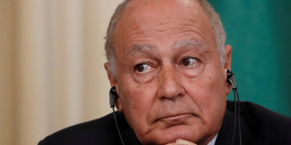 مجلس الجامعة العربية يبدأ اجتماعه الطارئ لمواجهة قرار نقل السفارة الأمريكية للقدس
