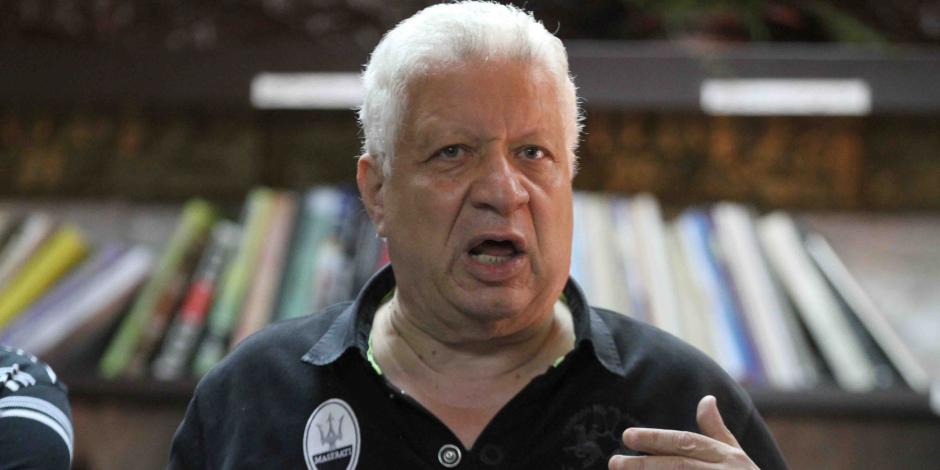 خالد عبد العزيز لرئيس الزمالك: بنفذ تعليمات النيابة وممكن تشتكيني.. ومرتضى يرد: اشتكيتك لربنا