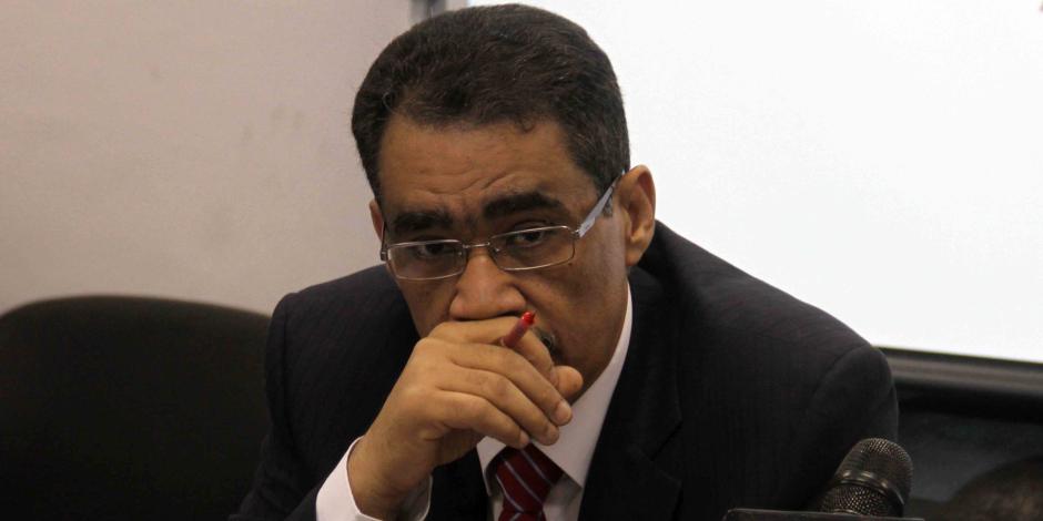 ضياء رشوان: اهتمام الإعلام الأجنبي بحقوق الإنسان في مصر مغلف بالغموض