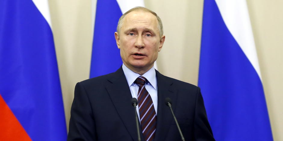 بوتين يشارك في تدشين جسر جديد يربط القرم بروسيا
