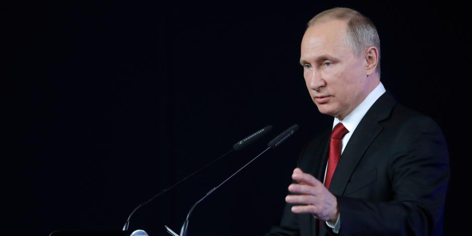 الرئيس الروسي: فبركة اتهام الجيش السوري باستخدام الكيميائي تصب في مصلحة الإرهابيين