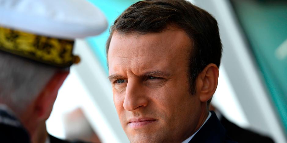 الرئيس الفرنسي يكشف النقاب عن إمكانية عودة اللاجئين إلى لبنان