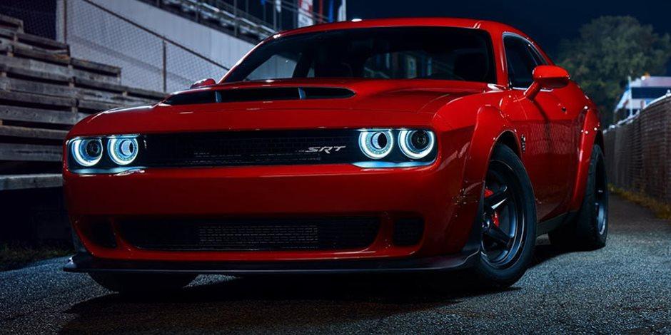 دودج تشالينجر تحقق أعلى مبيعات للسيارات الرياضية الأمريكية
