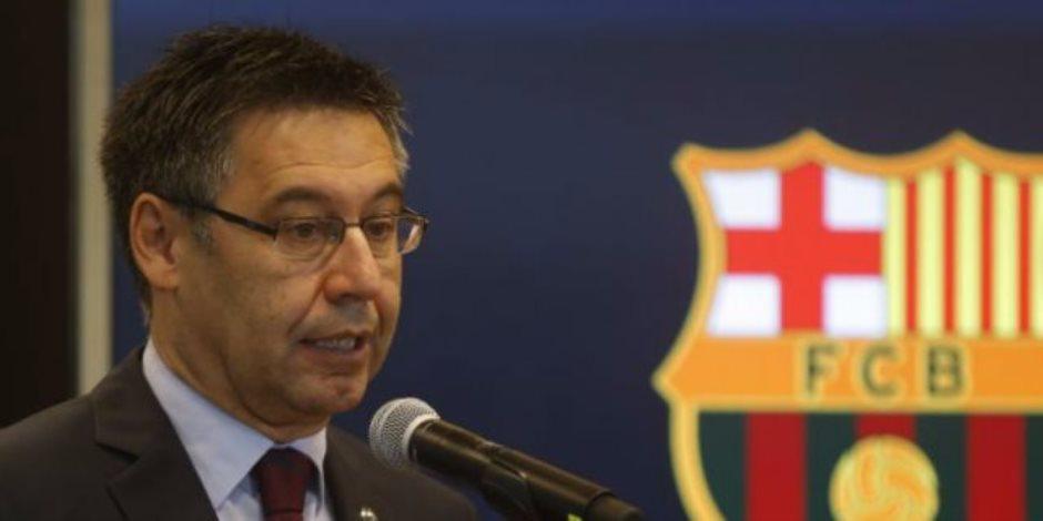 هاكر يخترق حساب برشلونة ويزعم انضمام «دي ماريا» للفريق الإسباني