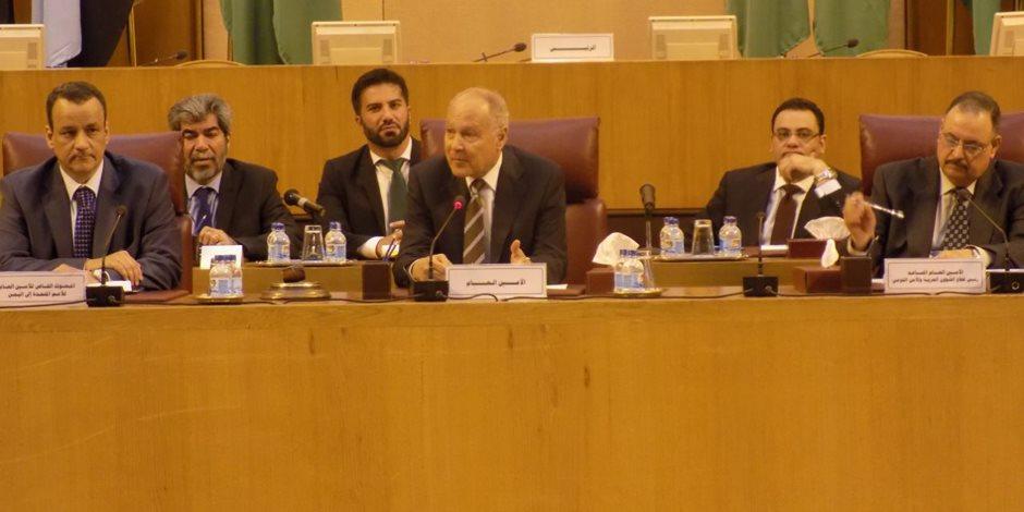 تفاصيل اجتماع أبوالغيط مع المبعوث الخاص لسكرتير الأمم المتحدة إلى اليمن