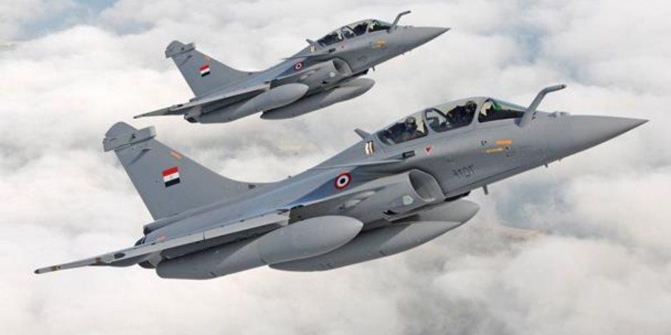 القوات المسلحة تحتفل بالعيد الثامن والأربعين لقوات الدفاع الجوي (فيديو وصور)