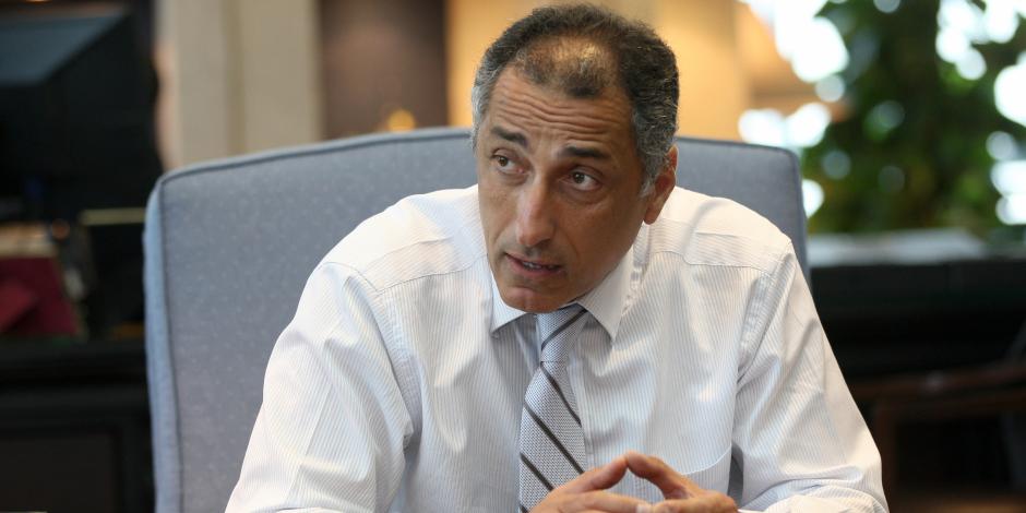 محافظ البنك المركزي يغادر إلى واشنطن لحضور اجتماعات صندوق النقد الدولي