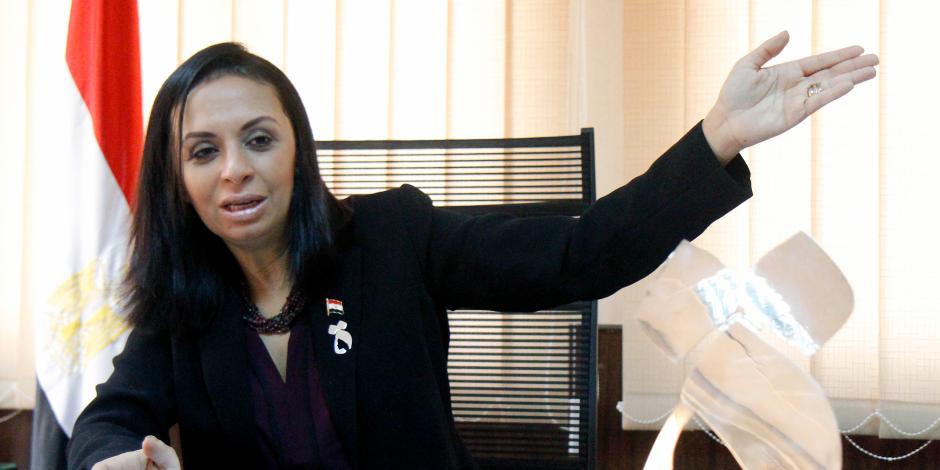 رئيسة المجلس القومي للمرأة: نفسنا نعدي العتبة الحرجة