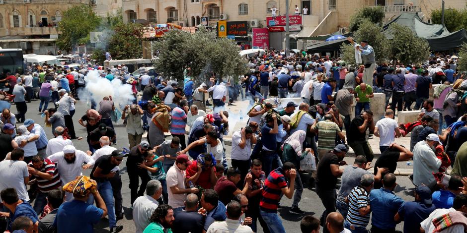 أخبار فلسطين اليوم الأحد 23/7/2017