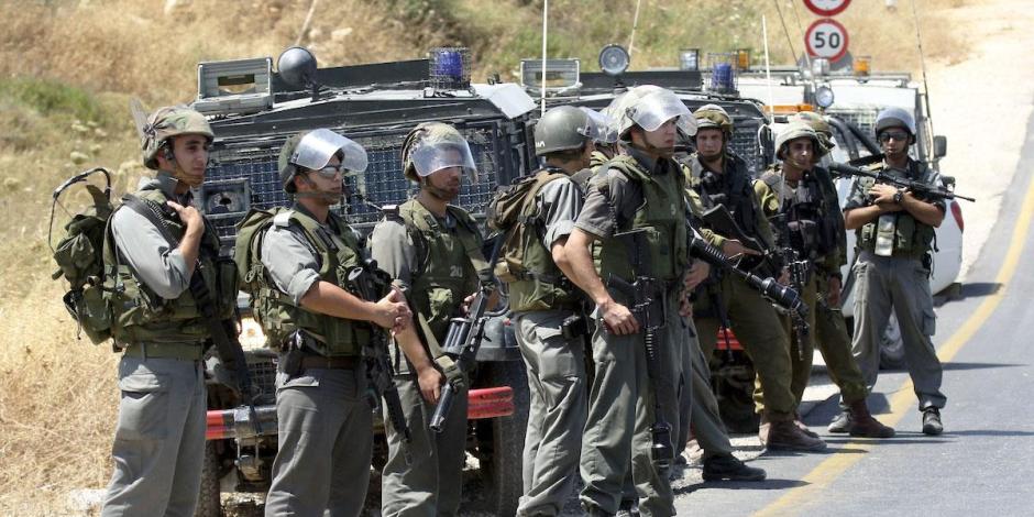 قوات الاحتلال الإسرائيلي تقتحم عدة قرى بمحافظة رام الله
