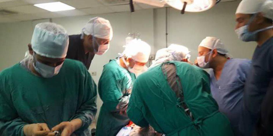 المراكز الطبية المتخصصة ترسل فريق جراحة مفاصل لمستشفى الأقصر الدولي