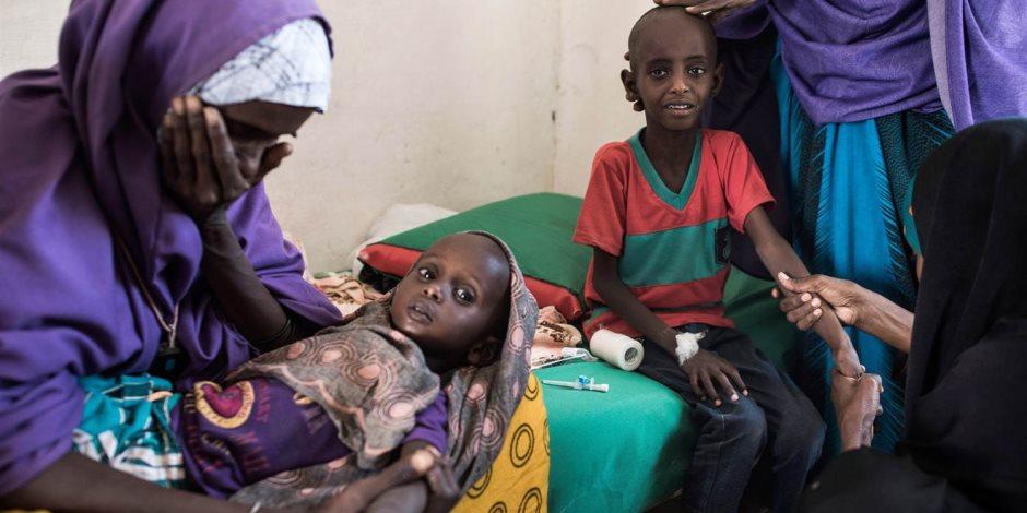 """""""نظرة تشاؤمية"""".. تقرير دولي يتوقع 2018 عام المجاعة والعنف في إثيوبيا"""