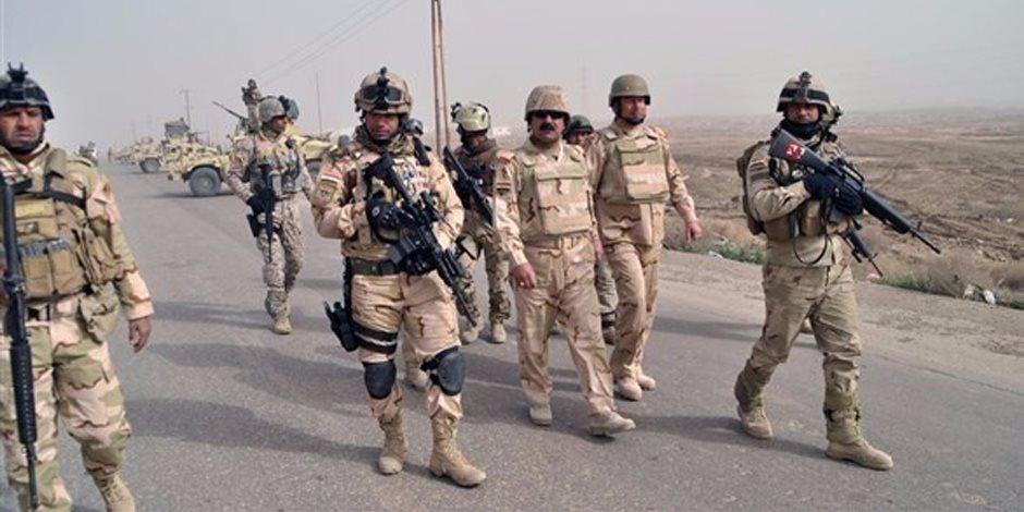 """الأمن العراقي: القبض علي مسئول الانتحاريين وآمر كتيبة """"داعش"""" جنوبي بغداد"""
