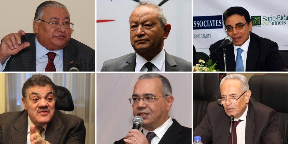 """""""أبو شقة"""" يسأل: """"ألم تنجح الدولة في تهيئة المناخ السياسي"""".. الأحزاب تجيب: """"بلى"""""""