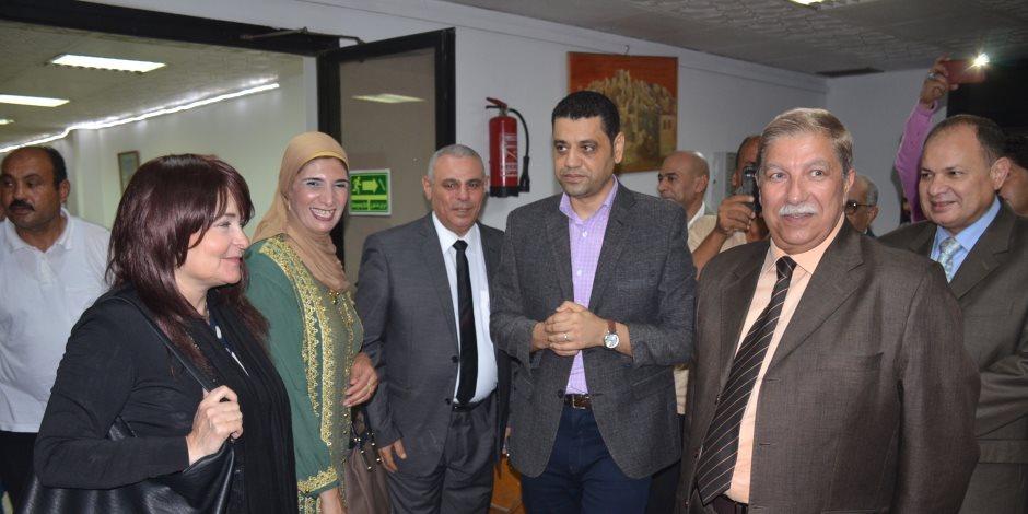 افتتاح معرض الكتاب بقصر ثقافة الإسماعيلية.. احتفالا بذكرى ثورة 23 يوليو