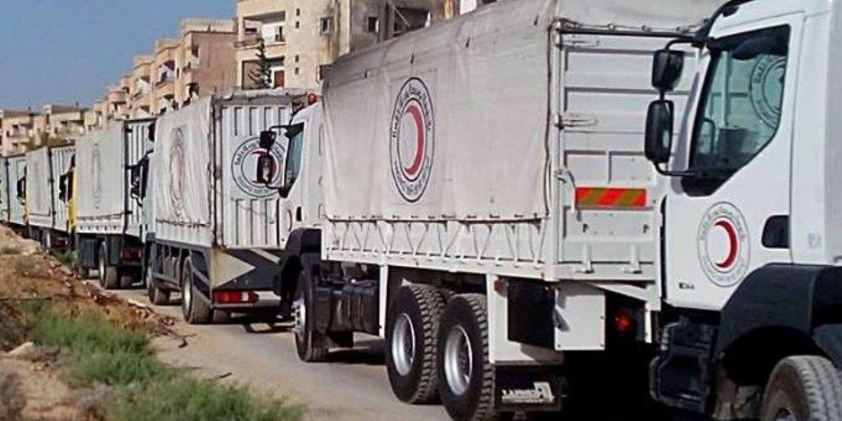"""الهدوء يعود لـ""""الغوطة الشرقية"""".. عودة 64 ألف شخص إلى منازلهم"""