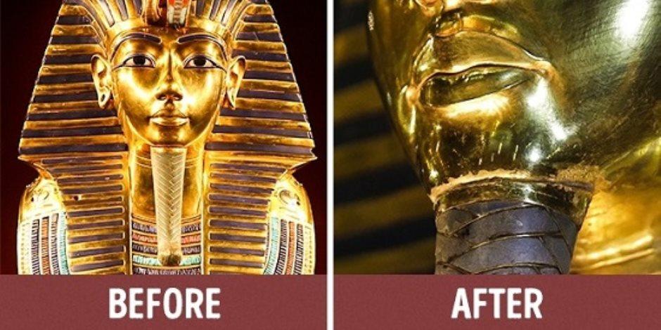 المتحف المصري يستعد لاستقبال آخر 700 قطعة من آثار توت عنخ آمون