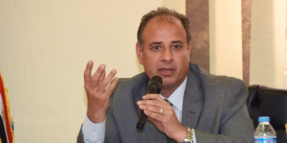 محافظ الإسكندرية يكلف رئيس شركة المياه بتقليل الضغط على الشبكة