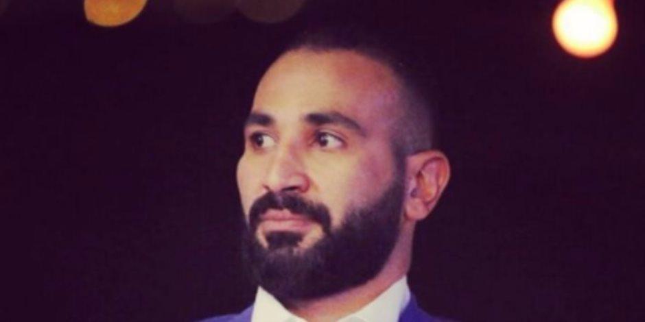"""أحمد سعد يطرح """"صلي على سيدنا النبي"""" في المولد النبوي"""