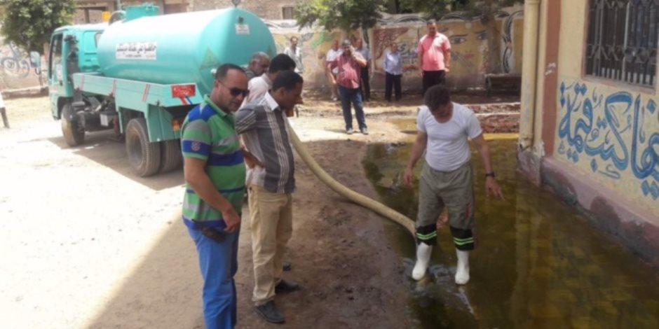 «كل يوم» يعرض تقريرًا يوضح الطفرة الهائلة فى معالجة مياه الصرف الصحى