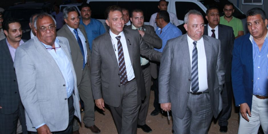وزير النقل يتابع مشروع ازدواج طريق «الزقازيق - السنبلاوين»