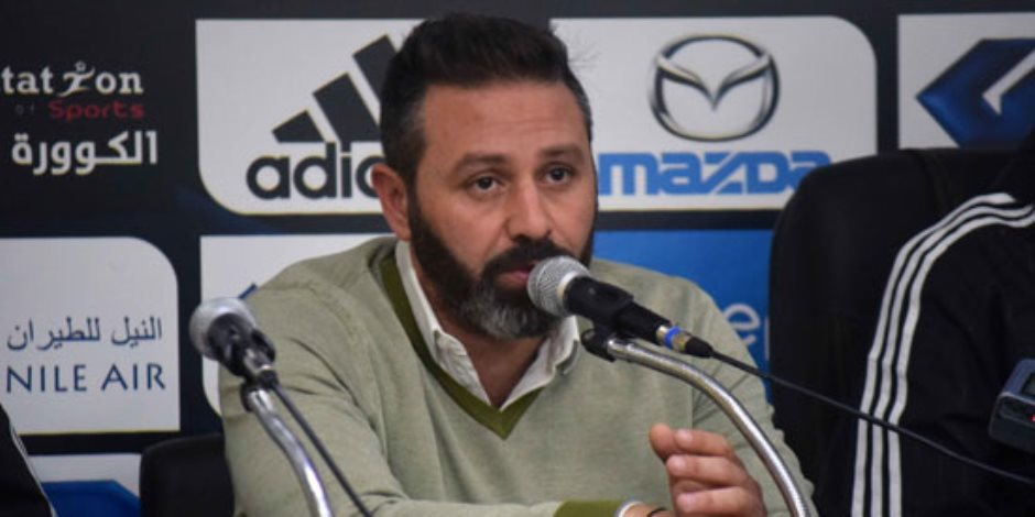 حازم إمام يعلن انضمام أفراد جدد لجهاز المنتخب الوطني