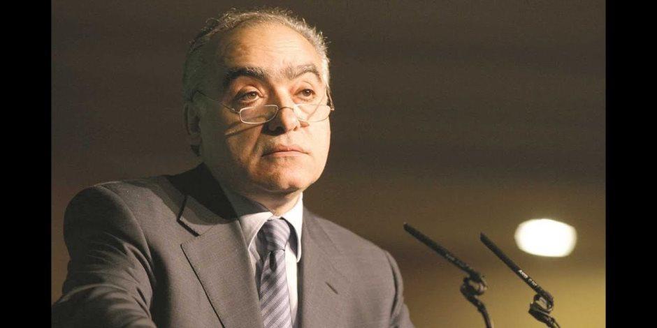 غسان سلامة: عودة مفوضية اللاجئين إلى ليبيا بداية الشهر المقبل