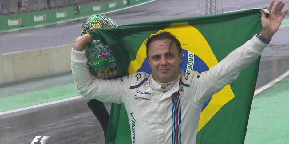 البرازيلي ماسا ربما يغيب عن سباق فورمولا1 بالمجر بعد نقله للمستشفى