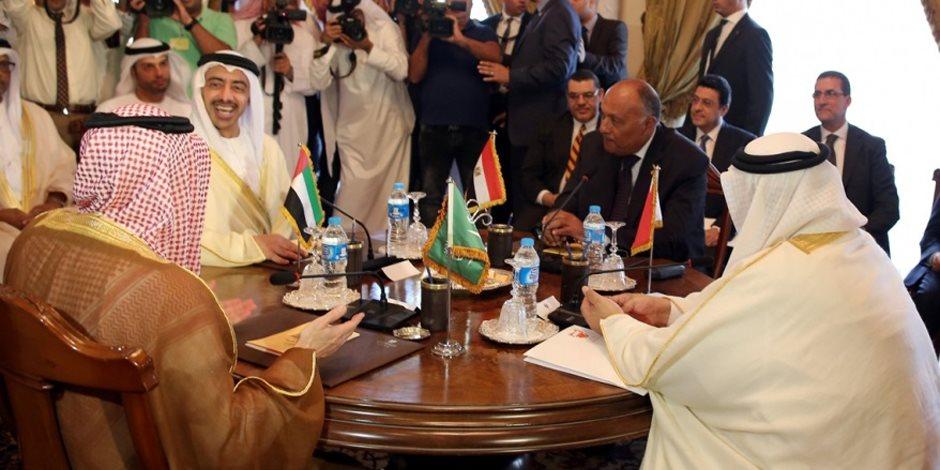 7 رسائل من دول الرباعي العربي لـ قطر (انفوجراف)