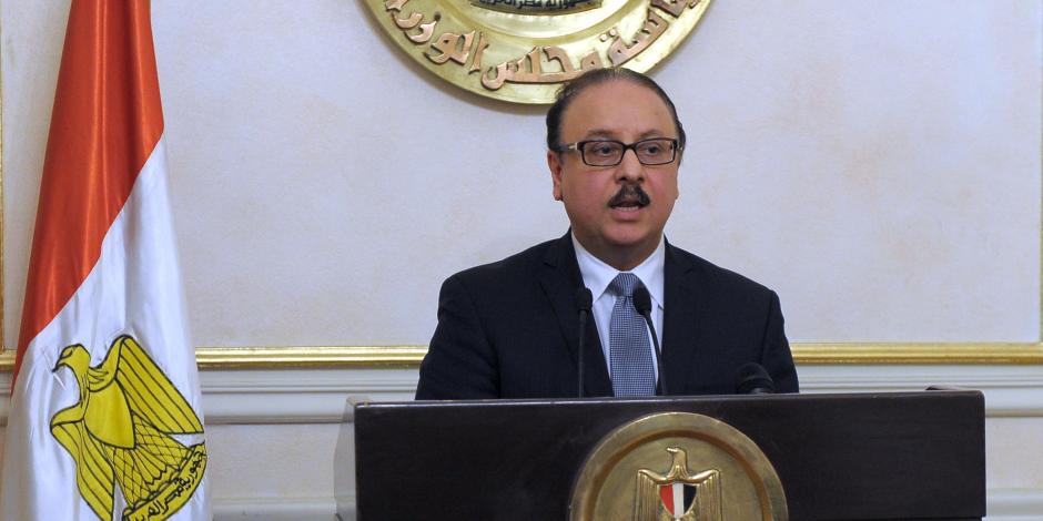 ياسر القاضي يستعرض استعدادات مصر لاستضافة المؤتمر العالمي للاتصالات الراديوية 2019
