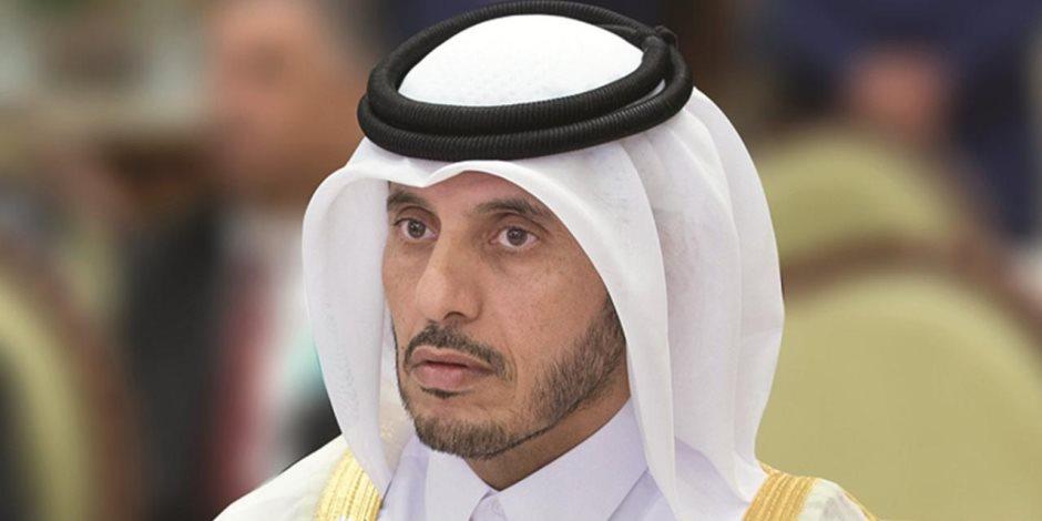هل يحاول رئيس وزراء تميم احتواء أزمات قطر الاقتصادية بـ «تغريدة»؟