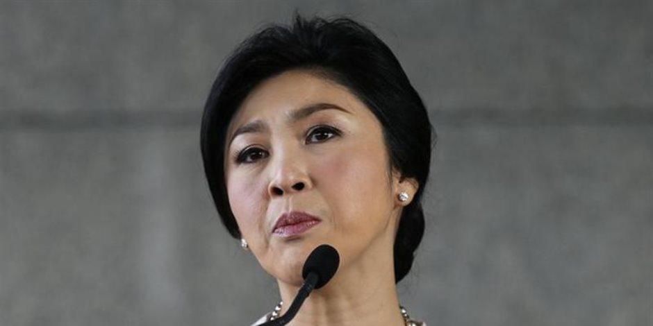 ابحث مع الشرطة التايلاندية.. رئيسة الوزراء هربانة في لندن