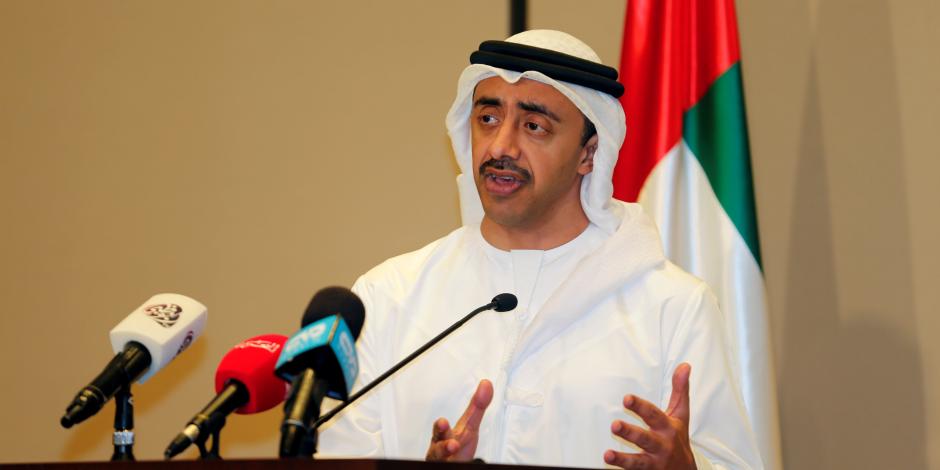 الإمارات تدين التصعيد القطرى غير المبرر وتطالب الدوحة الالتزام بقواعد القانون الدولي