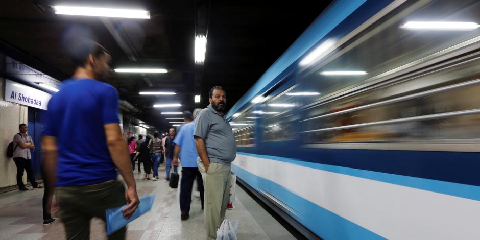 من 60 لـ80 كم في الساعة.. لماذا تخفض شركة المترو سرعة القطارات وترفعها مرة أخرى؟