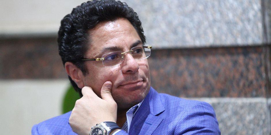 خالد أبو بكر عن «فالصو»: شراكة بينى وبين جامعة النهضة ولا علاقة له باليوم السابع